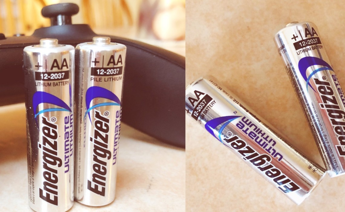 Best gaming batteries? Energizer® Ultimate Lithium™ batteries. Click to find out why!! #StillGoing