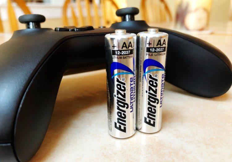 Energizer® Ultimate Lithium™ batteries; gaming batteries #StillGoing