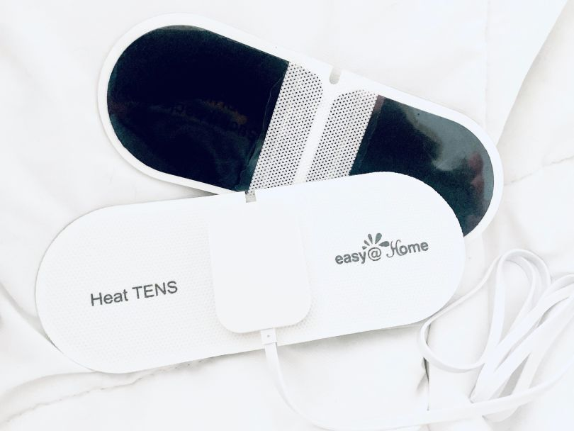 Easy@Home Professional Grade TENS Unit with Heat