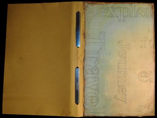 Making a Manila Envelope Album