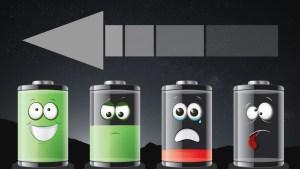 économiser sa batterie android autonomie amoled fond d'écran