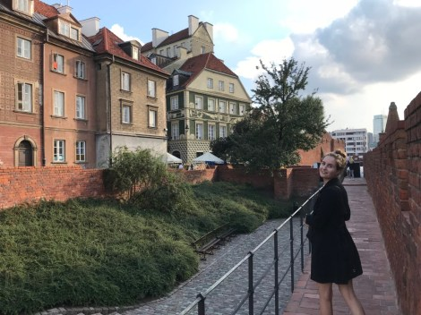 Citytrip Warschau Old town