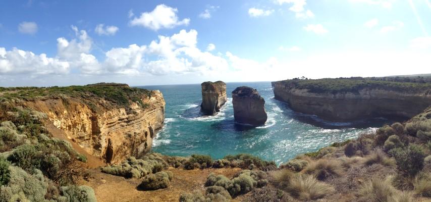 Australie twee weken