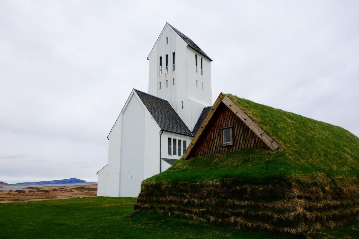 Skalholt kerk