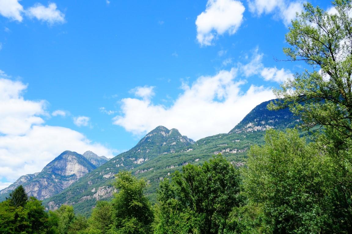 Zwitserland roadtrip 2