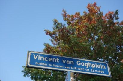 Nuenen Vincent Van Gogh plein