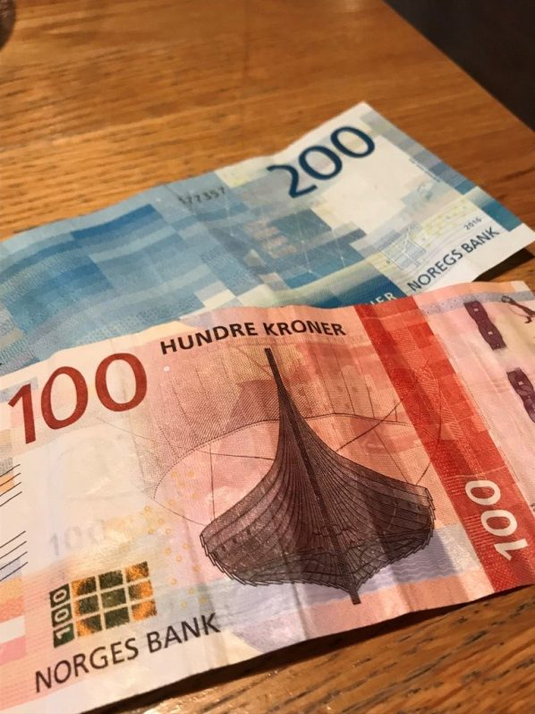 Oslo geld