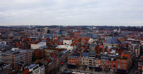 uitzicht Leuven