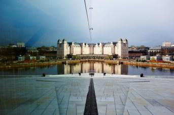 Architectuur Oslo