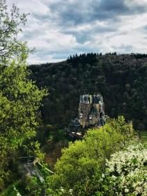 Geierlay hangbrug Burg Eltz