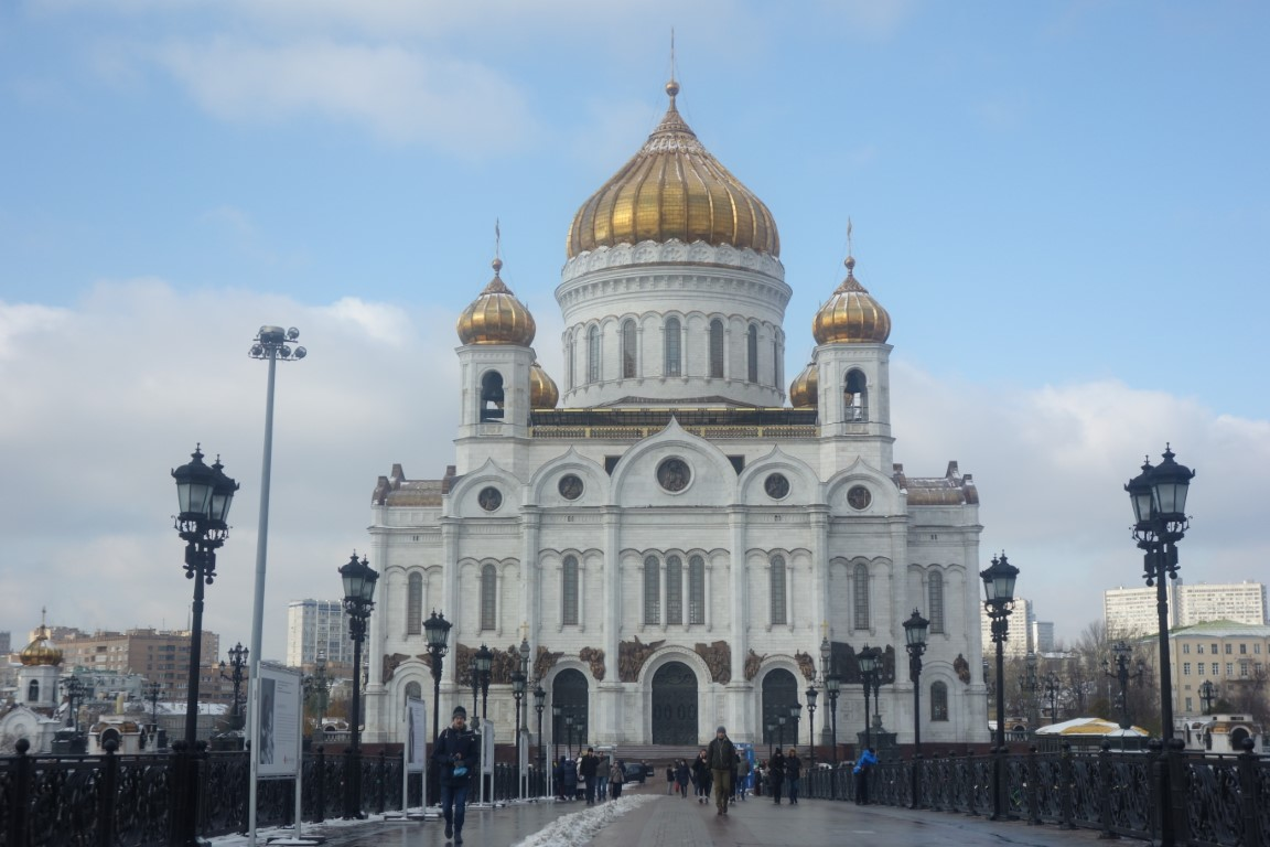 Cityguide Moskou kerk