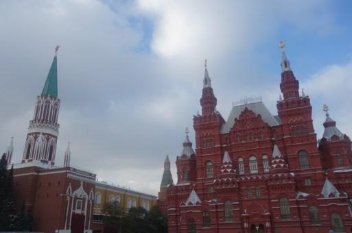 Cityguide Moskou Rode Plein