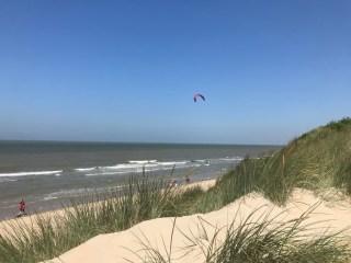 Belgische kust Koksijde
