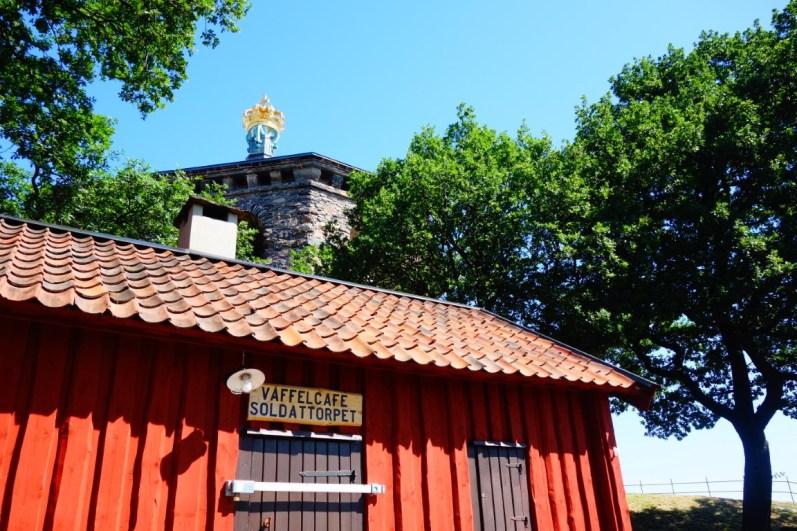 Citytrip Gotenburg Skansen Kronan vafelcafe