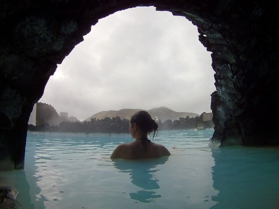 Blue Lagoon steam cave