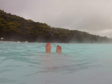 Blue Lagoon water 2