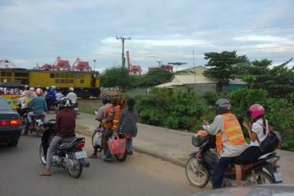 scooter Cambodja