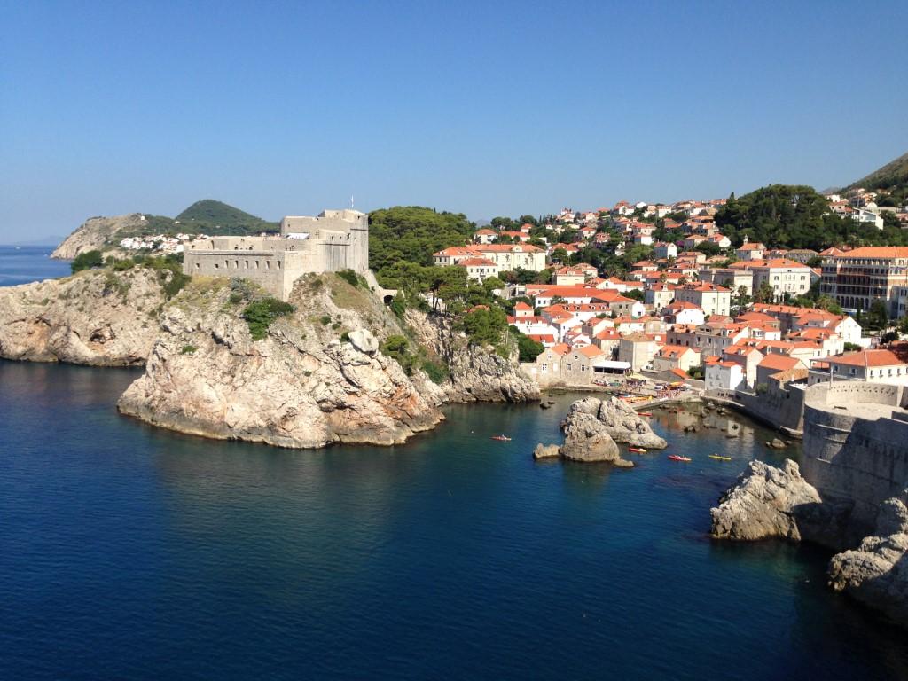 Route Kroatië