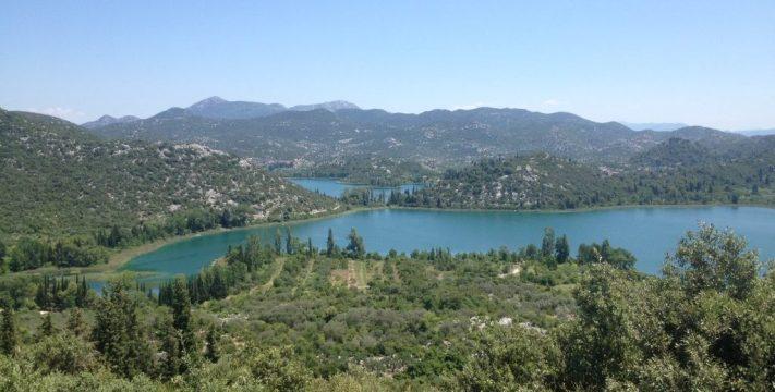 Route Kroatie