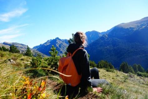 Andorra wandelen