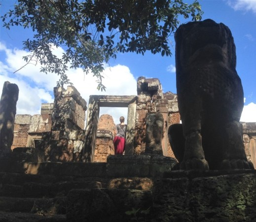 Angkor tempels