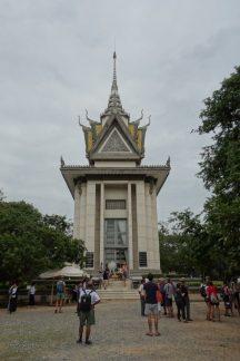 Cambodja Phnom Penh Choeng Ek Pol Pot