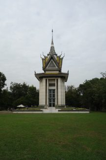 Route Cambodja Phnom Penh Killing Fields