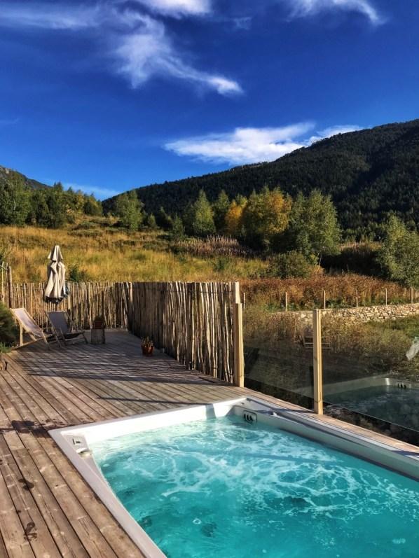 Andorra wandelen hostel