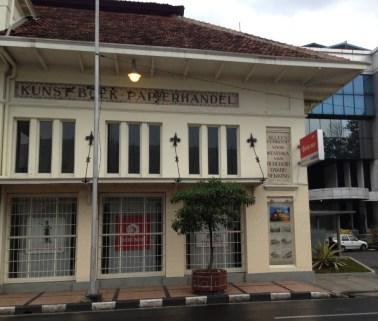 Indonesie Bandung VOC