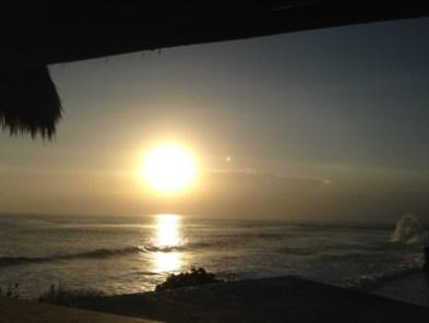 Nusa Lembongan Sunset Cliff 2