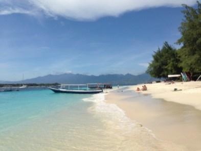 Route Indonesie Gili Trawangan 7