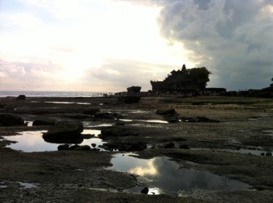 Route Indonesie Tanah Lot 1