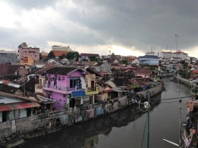 Route Indonesie Yogyakarta stad 1