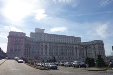 Boekarest Parlement