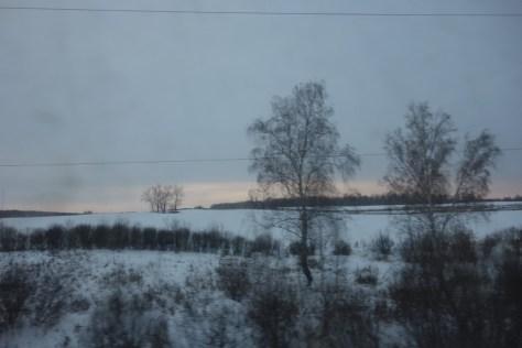 Rusland Transmongolie Express Siberie 6
