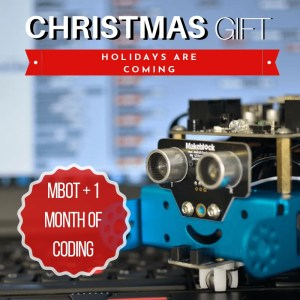 mbot xmas gift offer