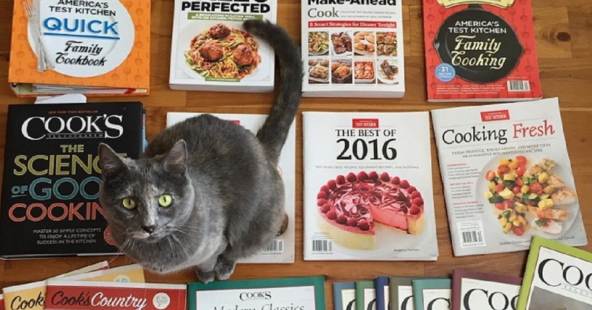 cookbook that teaches you how to cook