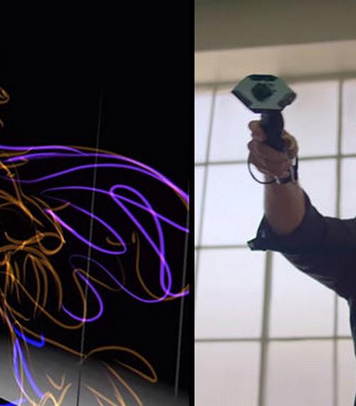 VR Painter in Dubai - Scream Entertainment & Events