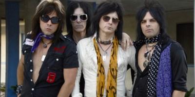 LA Guns band pic