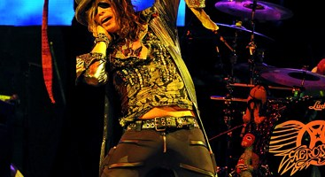 Aerosmith - Photo - Steve Trager 25