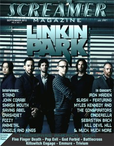 Screamer Magazine September 2012