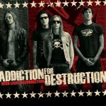 addiction for destruction neon light resurrection