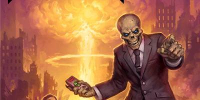 Reign of Fury - World Detonation