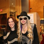 Orianthi and wimn founder