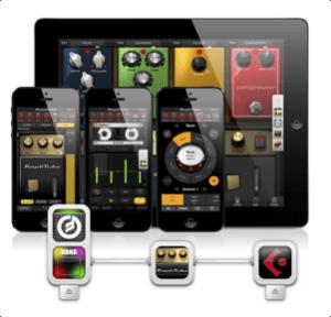 Amplitube Audiobus