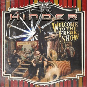 Hinder - Welcome to the Freakshow