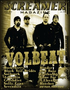 Screamer Magazine April 2013