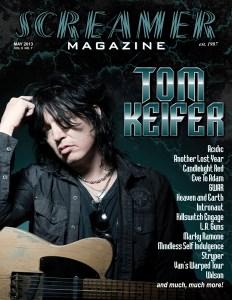 Tom Keifer May 2013 Cover -small