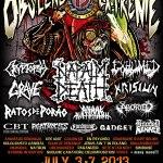 Obscene Extreme Festival 2013