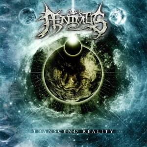 Ænimus - Transcen Reality_AlbumArt